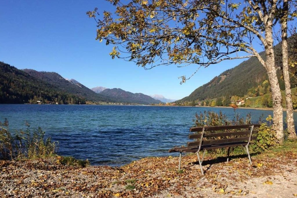 Herbstprogramm am Weissensee