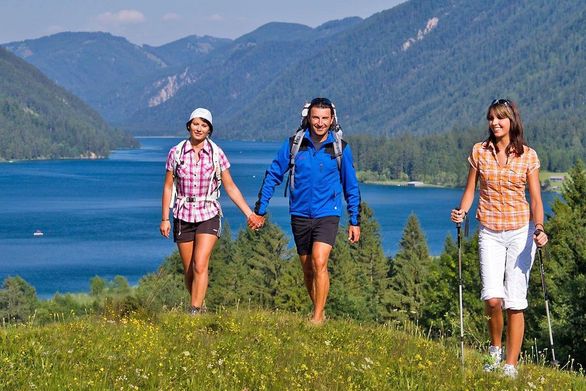 Naturpar-Weissensee-Wandern-Badeurlaub-Ferienwohnung-Hoffmann-7