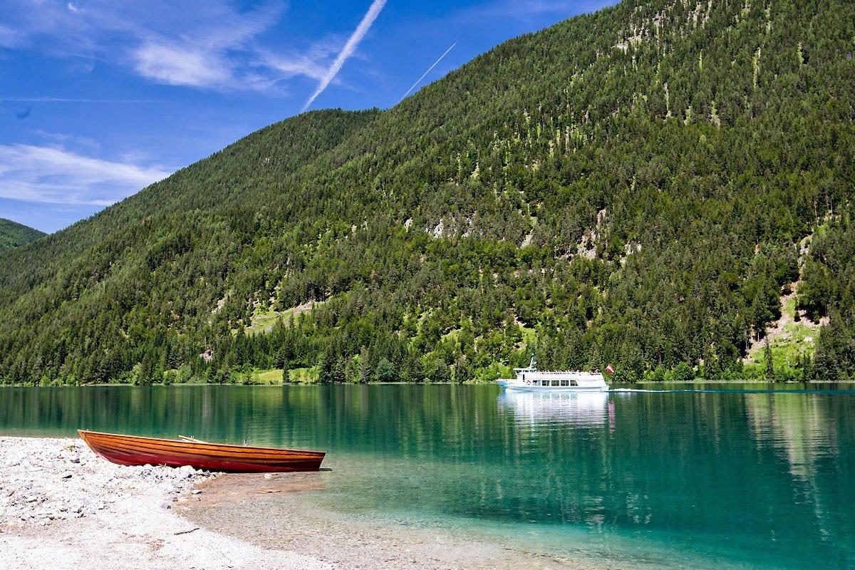 Naturpark-Weissensee-Badeurlaub-Bootfahren-Ferienwohnung-Hoffmann-18