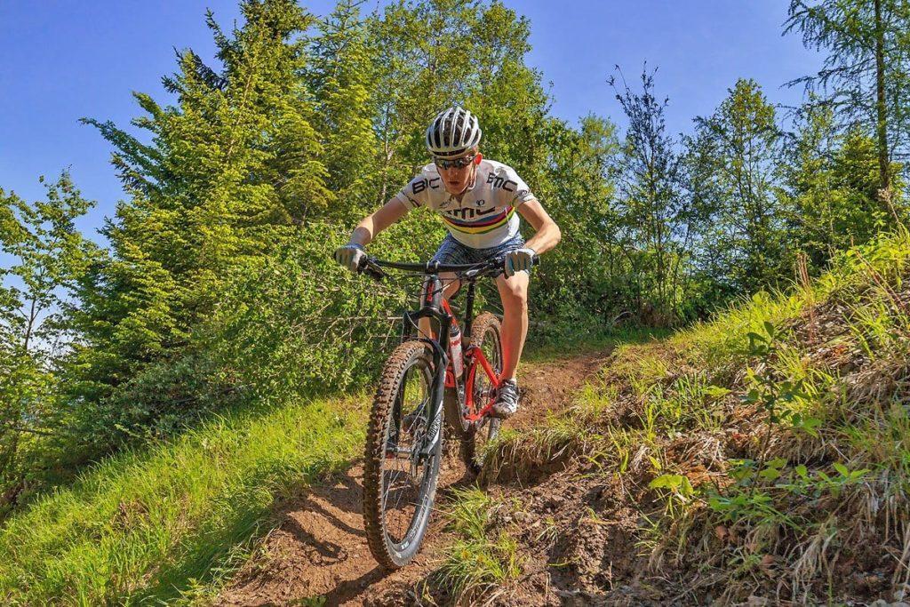 MTB-Trail- und Testtage am Weissensee