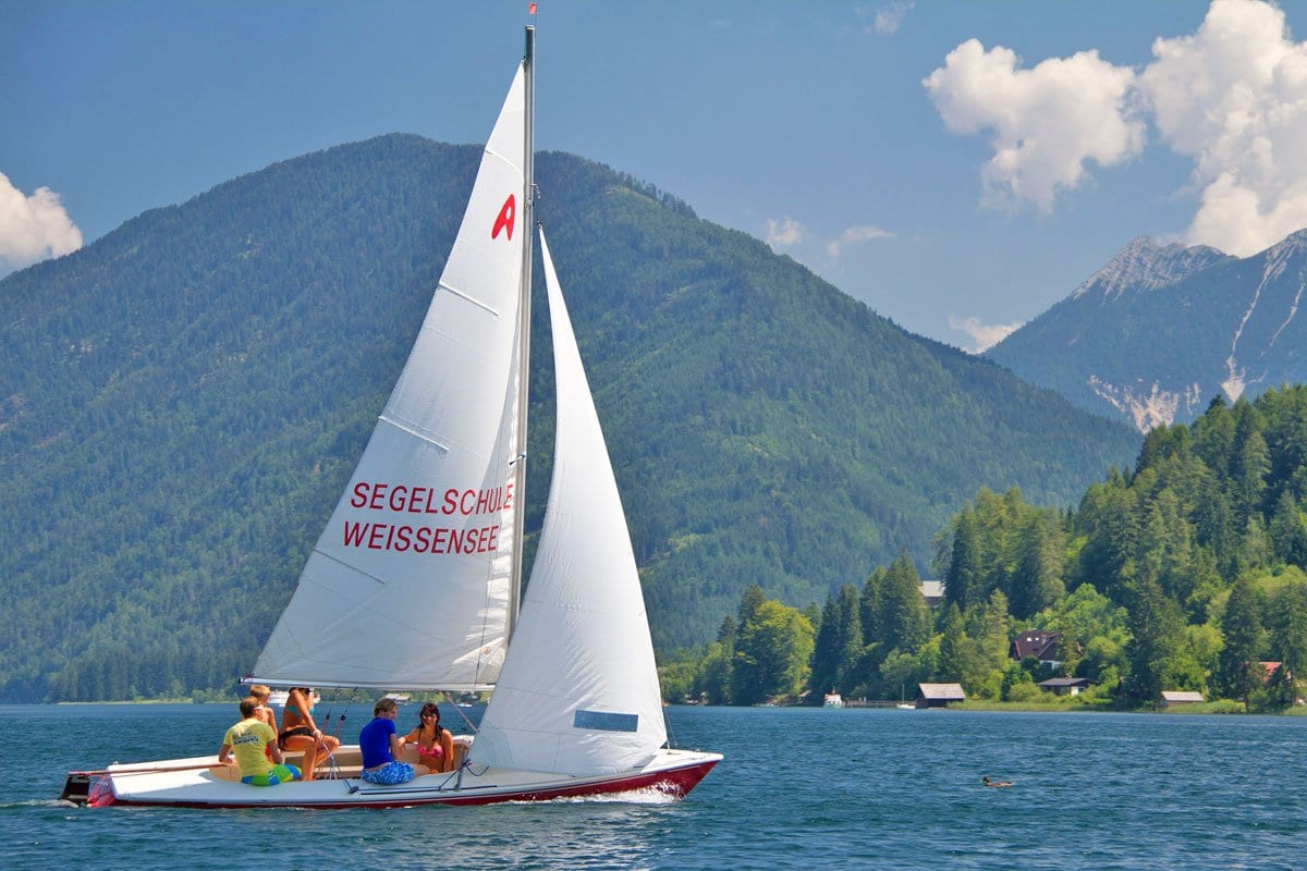 Naturpark-Weissensee-Segeln-Ferienwohnungen-Hoffmann-12