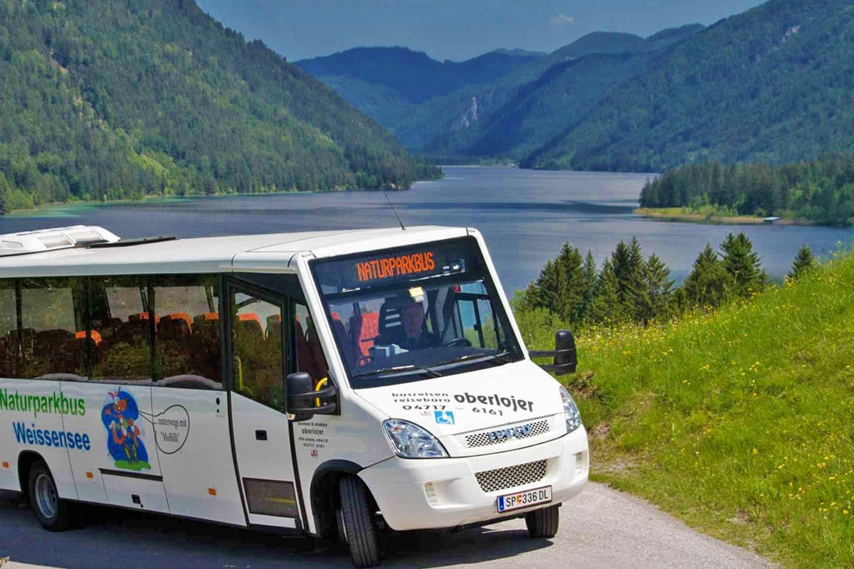 Naturpark-Weissensee-Wanderbus-Bahnhofstuttle-Wanderbus-Rundfahrtsticket-2