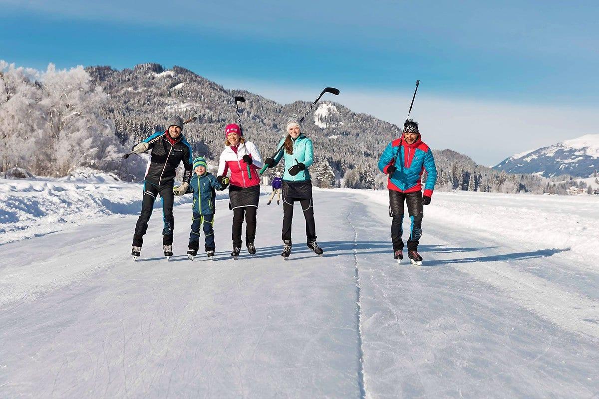 Naturpark-Weissensee-Eishockey-Winterurlaub-Ferienwohnung-Hoffmann-8