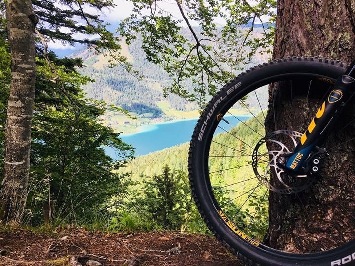 MOUNTAINBIKE NEWS am Weissensee