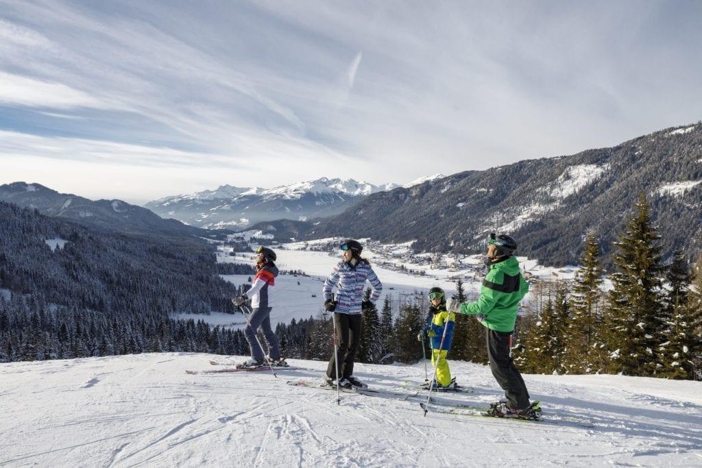 Wintersportparadies für die ganze Familie