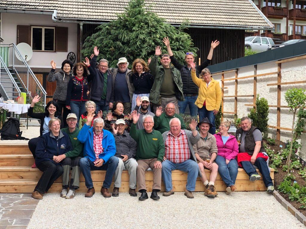 Tolle Zeit mit den Angelsportfreunden vom Ferienhof Hoffmann