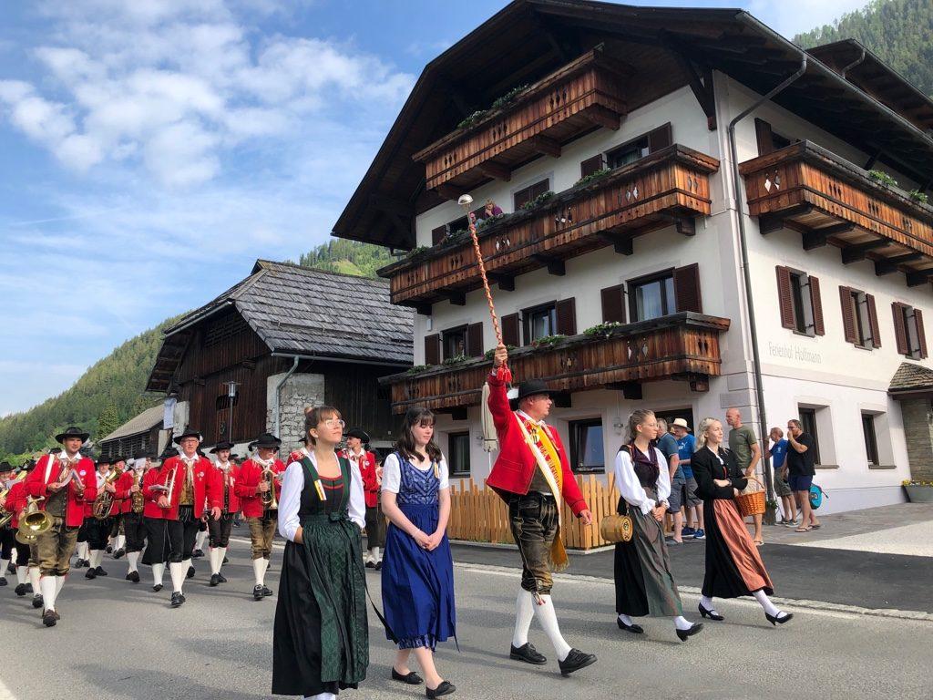 Weissenseer Kirchtag