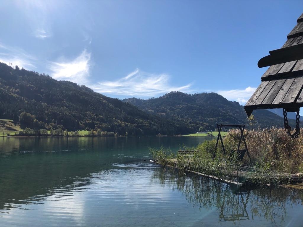 Karpfenangeln am Weissensee-Ferienhof Hoffmann