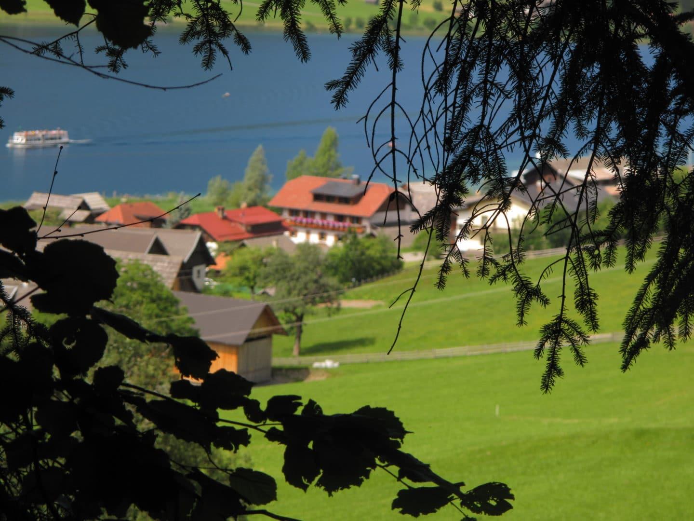 Wandern Ferienhof Hoffmann