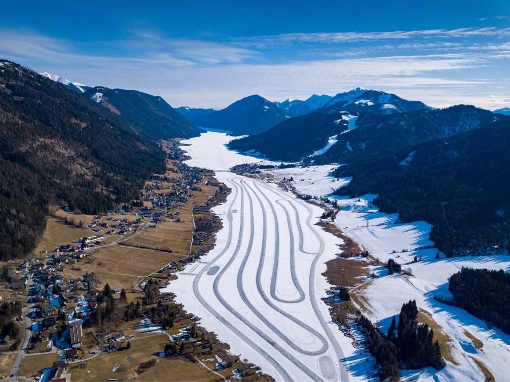 Eislaufen Ferienhof Hoffmann