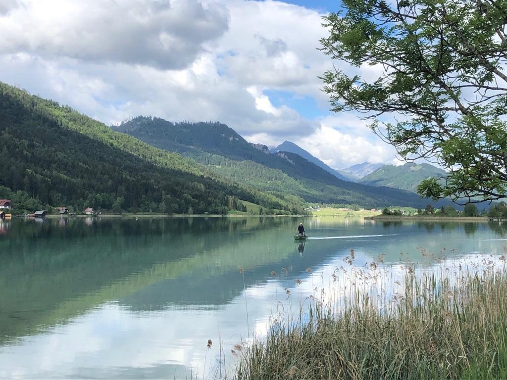 angeln am Weissensee