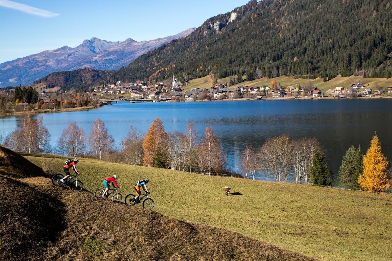 Biken im Herbst 3 - Stefan Valthe