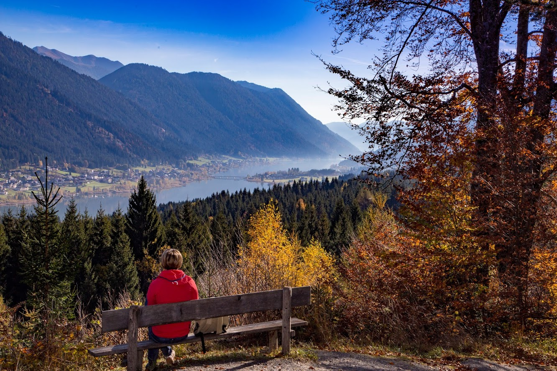 Herbstwandern - St. Valthe