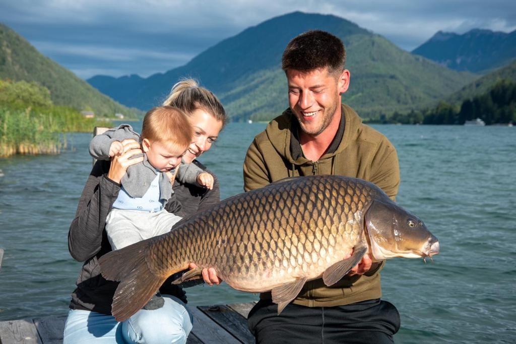 Familienfischerurlaub