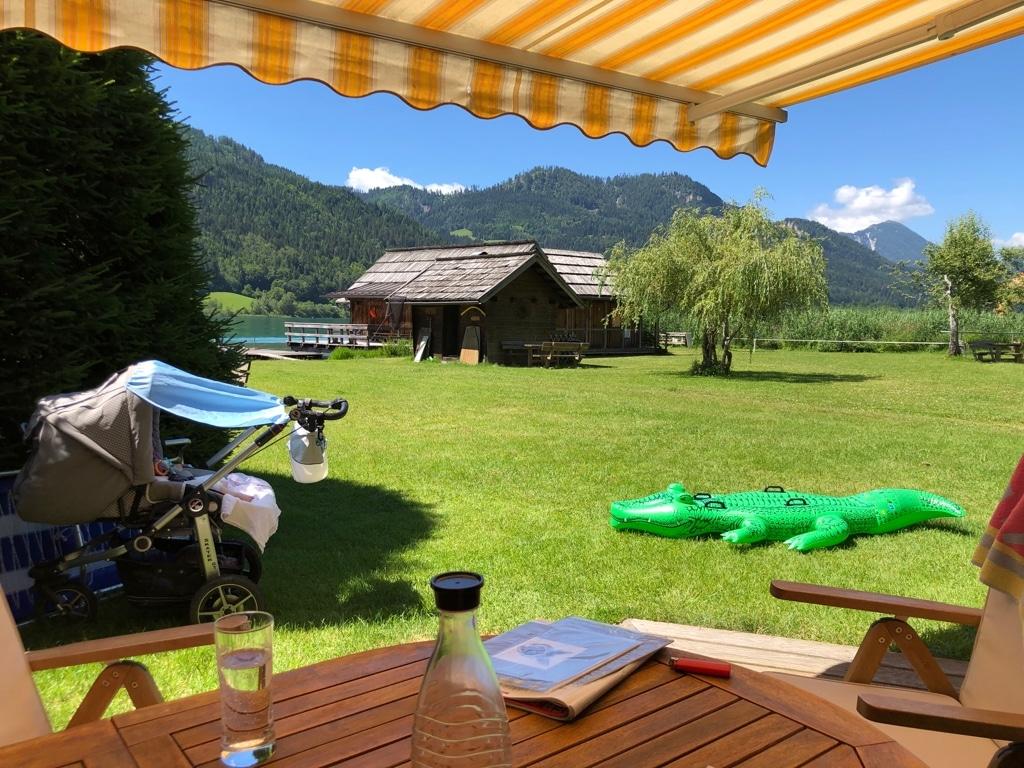 Spiel- und Liegewiese Ferienhof Hoffmann