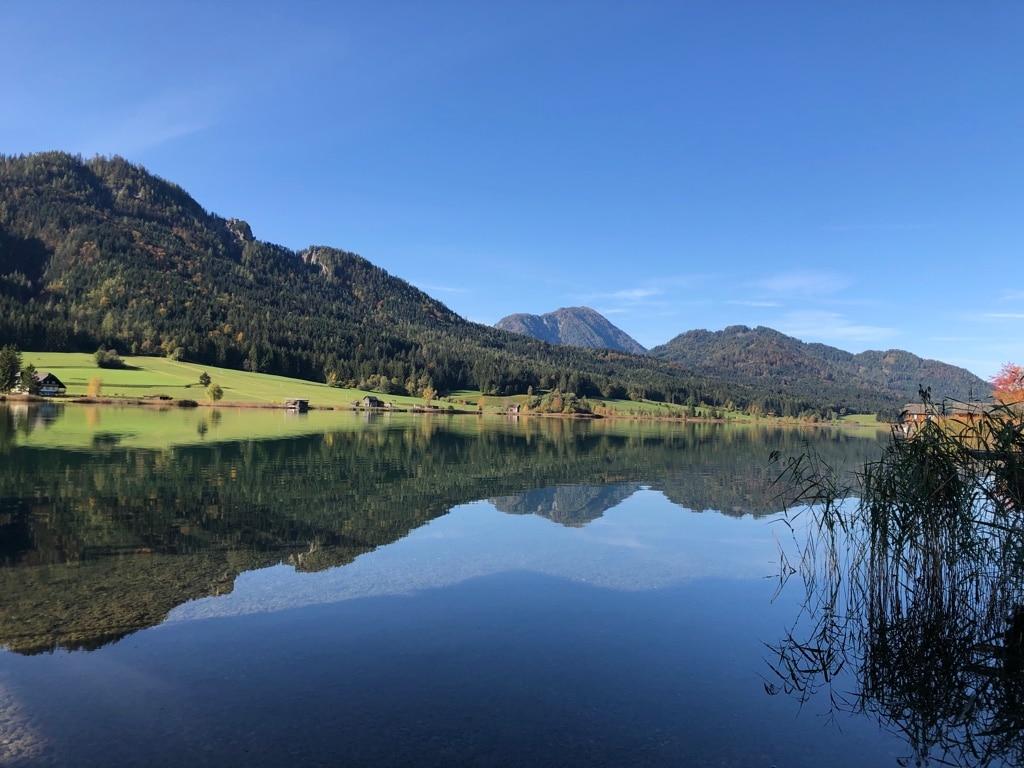 Herbsterinnerungen am Weissensee