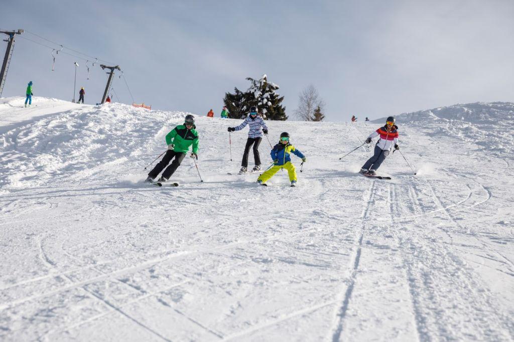 Gratis Schifahren am Weissensee