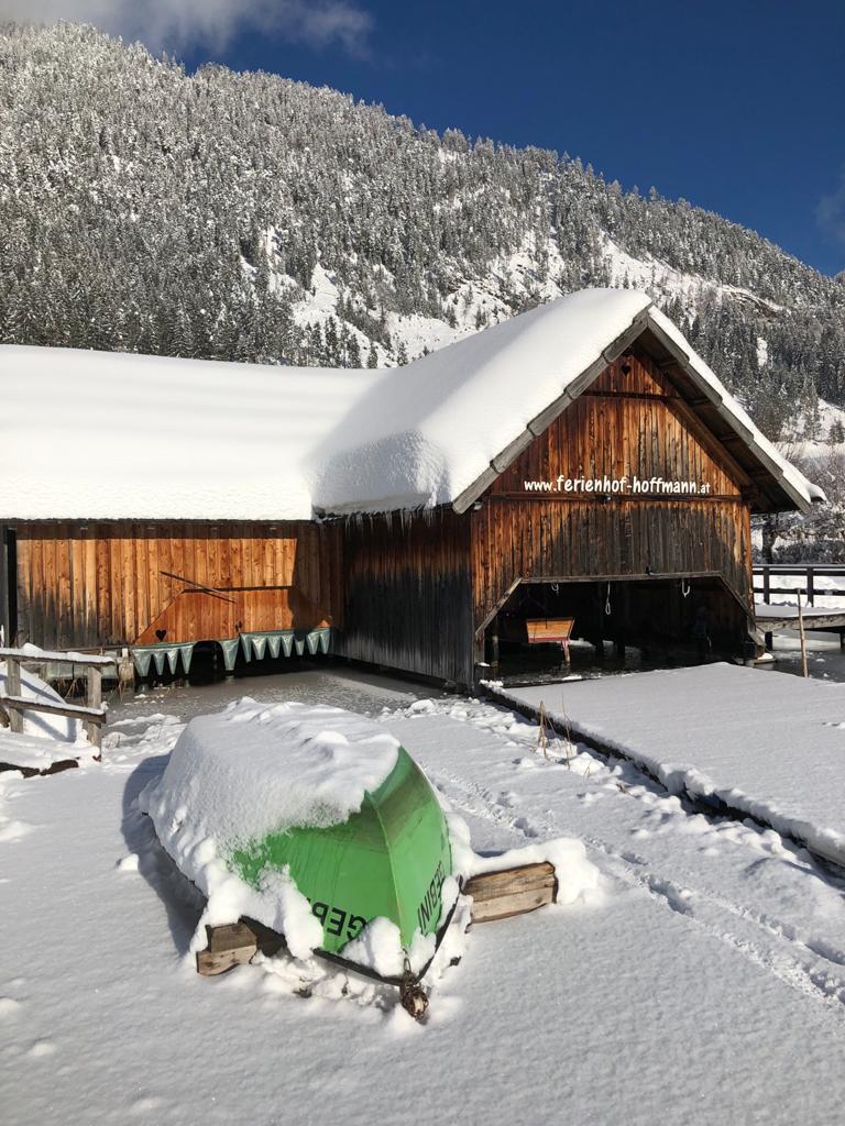 Winter Ferienhof Hoffmann