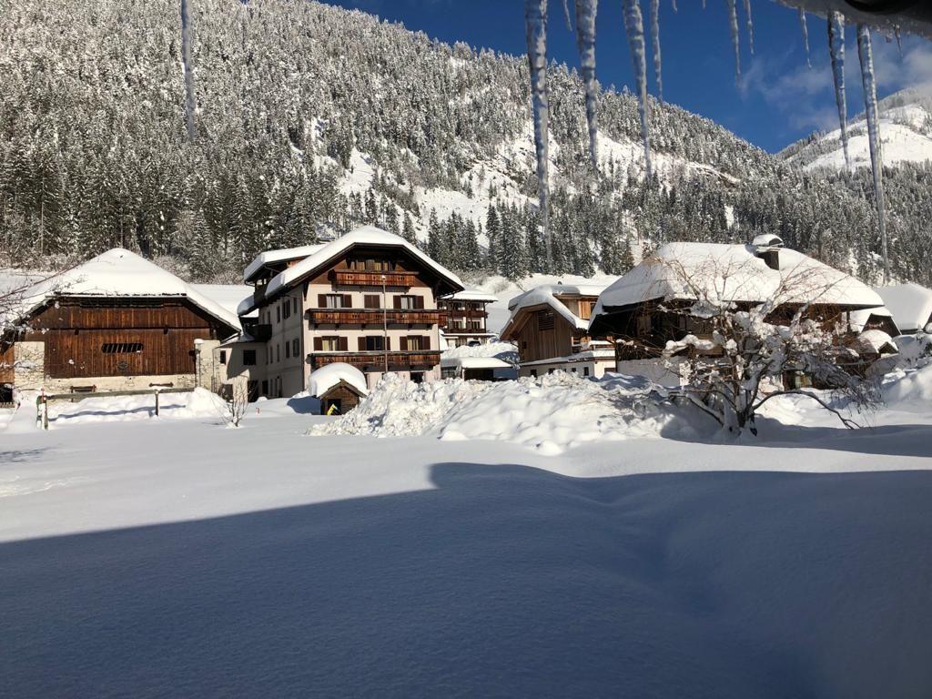Ein Winter im Ferienhof Hoffmann
