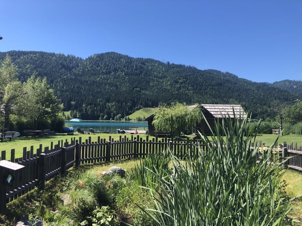 Sommerurlaub am Weissensee Ferienhof Hoffmann