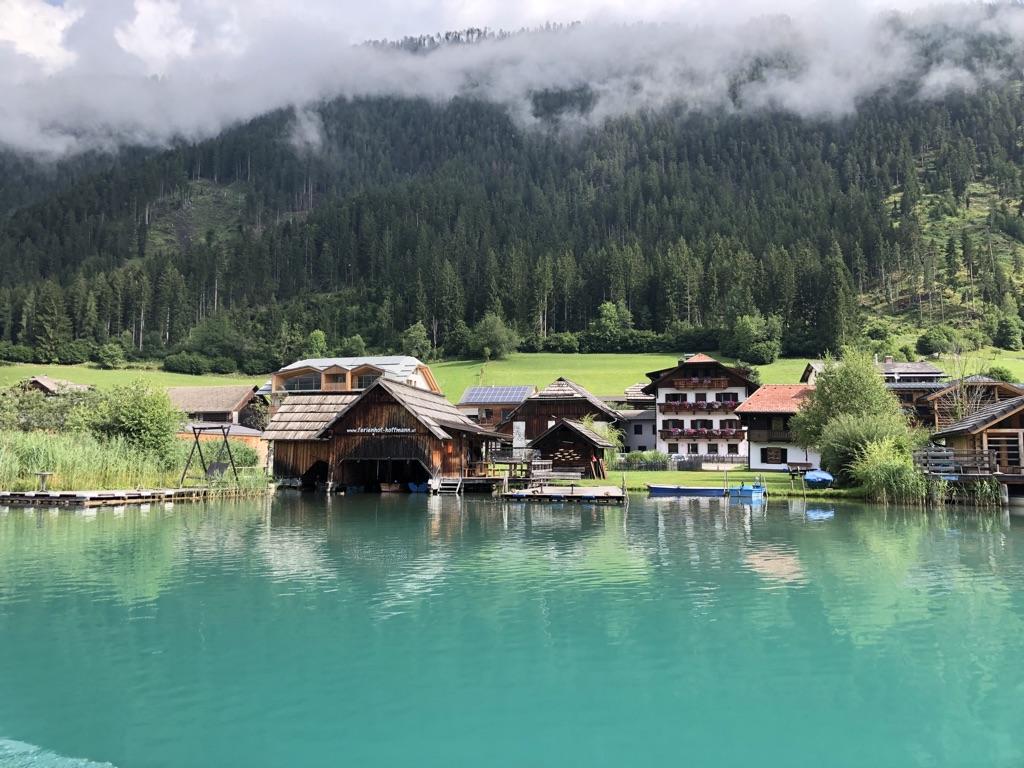 Sommerurlaub am Weissensee im Ferienhof Hoffmann