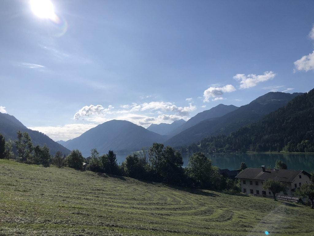 Sommerurlaub im Ferienhof Hoffmann am Weissensee